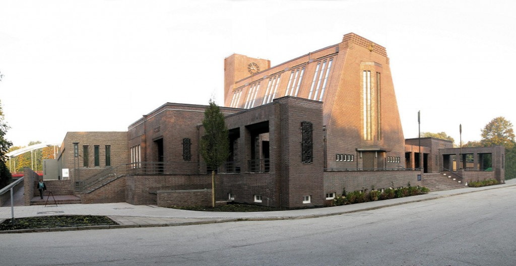 Krematorium Ohlsdorf
