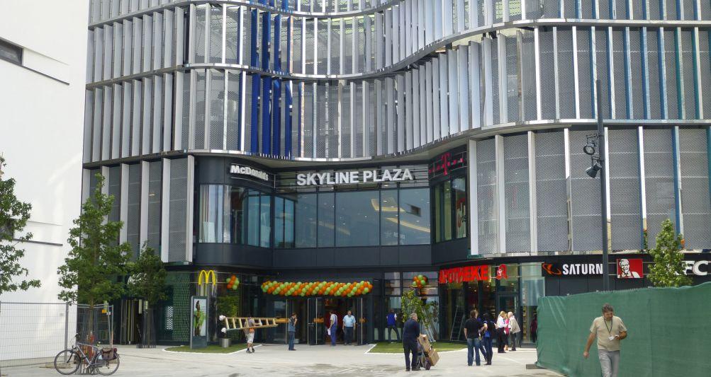 Skyline plaza frankfurt hsgp gmbh - Architekturburo frankfurt ...