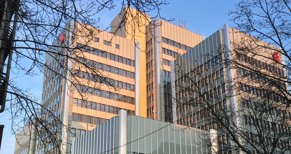 Sparkasse Hannover Raschplatz nach Sanierung