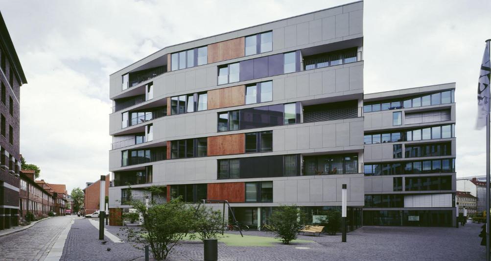 Wohnen Im Brahmsquartier: Heinze Stockfisch Grabis
